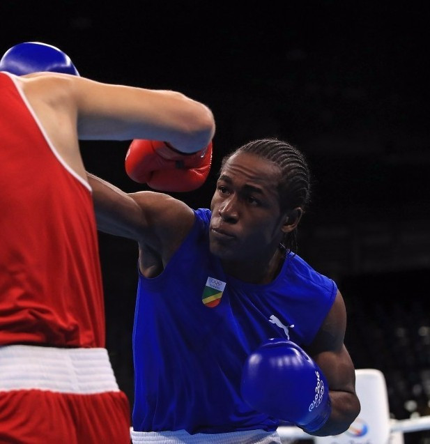 Ngamissengue victorious on home soil at African Boxing Championships