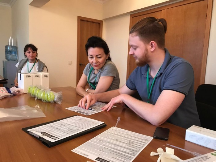 RUSADA employees begin training programme to improve standards