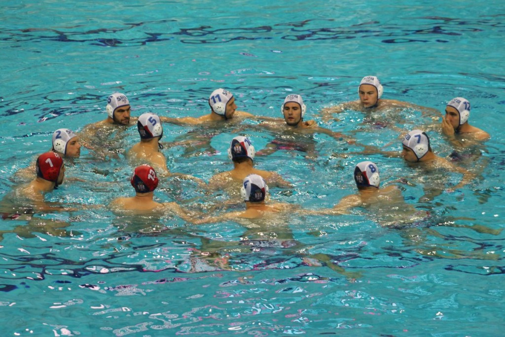 Serbia make confident start to FINA Men's Water Polo World League Super Final