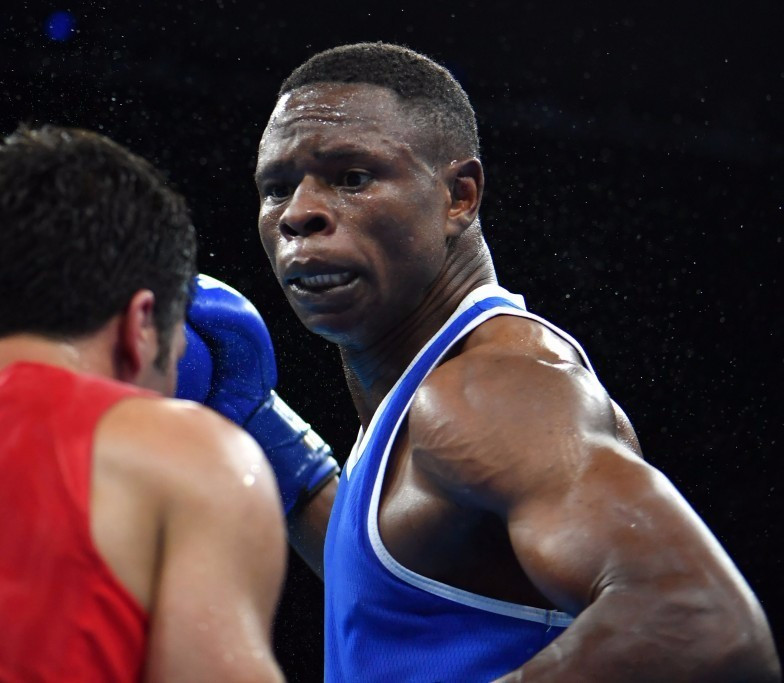 Glasgow 2014 bronze medallist victorious at African Boxing Championships