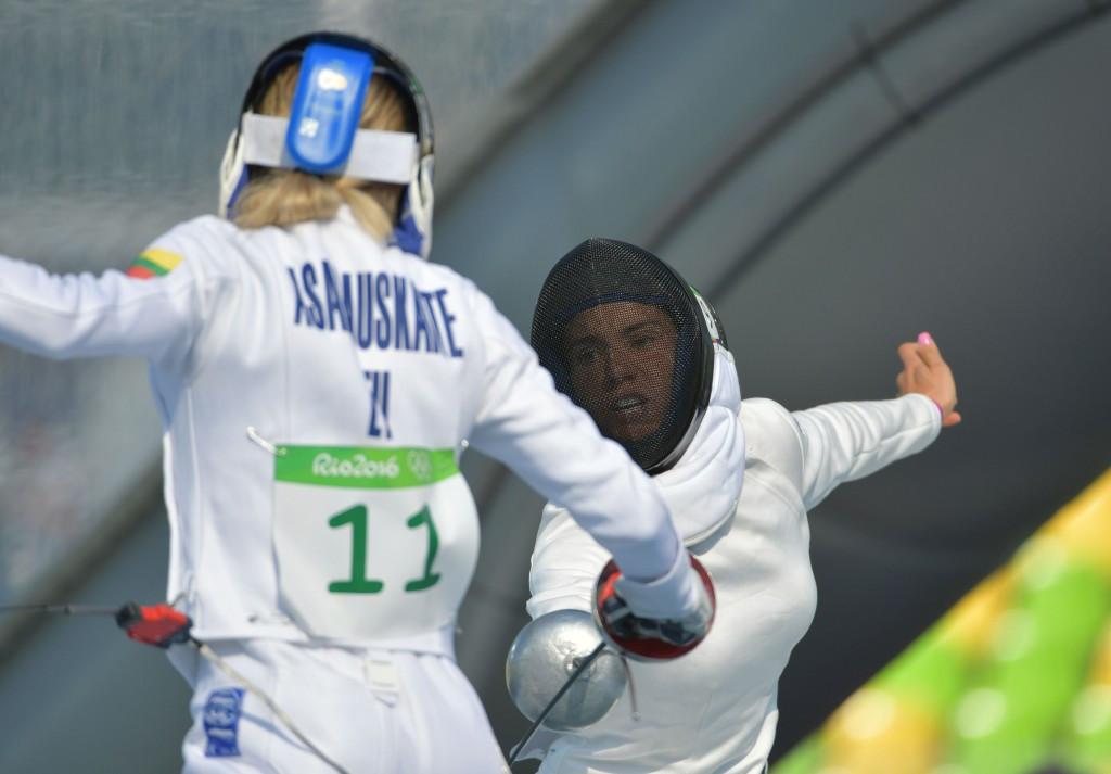 Asadauskaite aims to secure home UIPM World Cup Final title