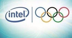 Intel have been confirmed as a Worldwide Partner of the IOC ©Intel