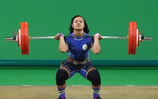 Ecuador's Dajomes Barrera wins triple gold at IWF Junior World Championships