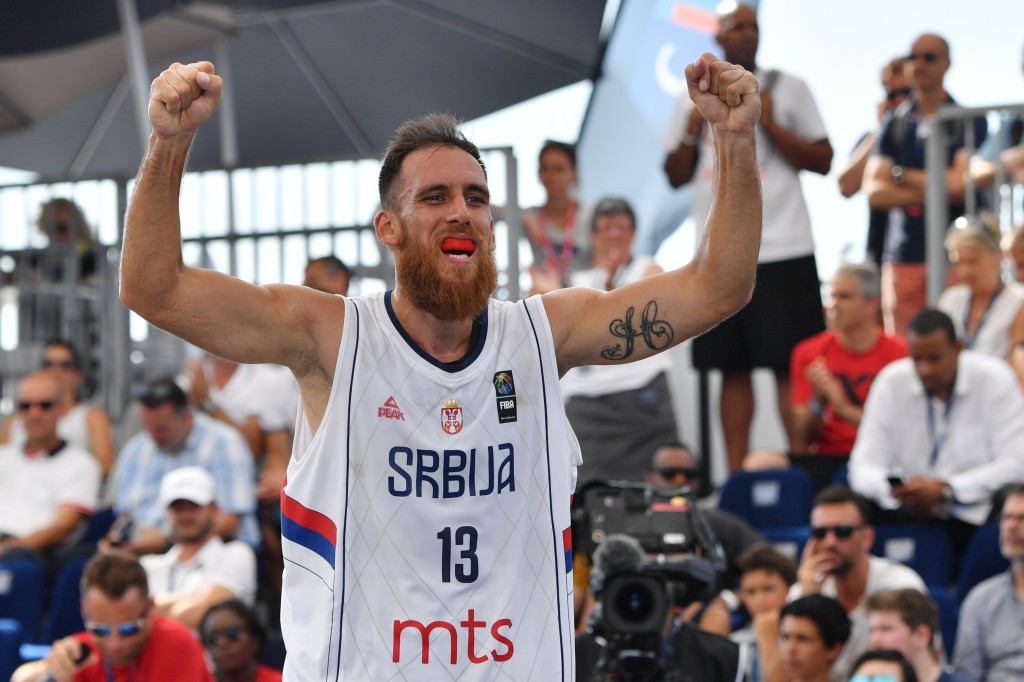 Serbia and Russia crowned winners of FIBA 3x3 World Cup