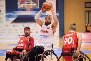 Double Spanish success on opening day of IWBF European Championships