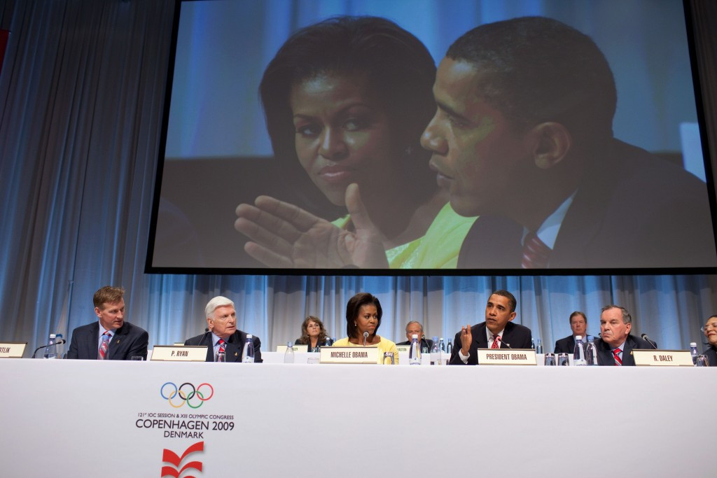 Former US President Barack Obama claimed a decision to award Rio de Janeiro the 2016 Olympic Games ahead of Chicago, who he travelled to the IOC Session in Copenhagen to support, was