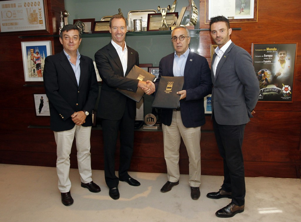 Technogym signs deal to become technical sponsor of Spanish Olympic Committee