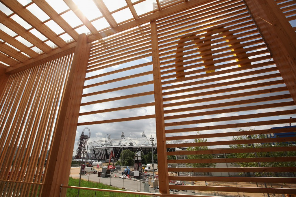 McDonald's, which built its largest-ever restaurant at London 2012, mutually withdrew as an IOC partner ©Getty Images
