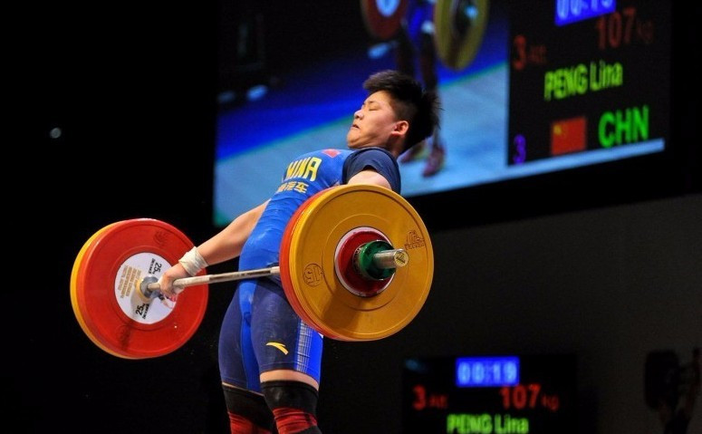 China's Leng wins hat-trick of golds as IWF Junior World Championships continue