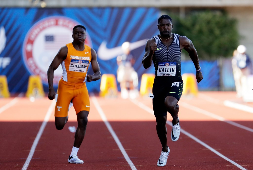 Old sprint guard to come under threat at US World Championship trials