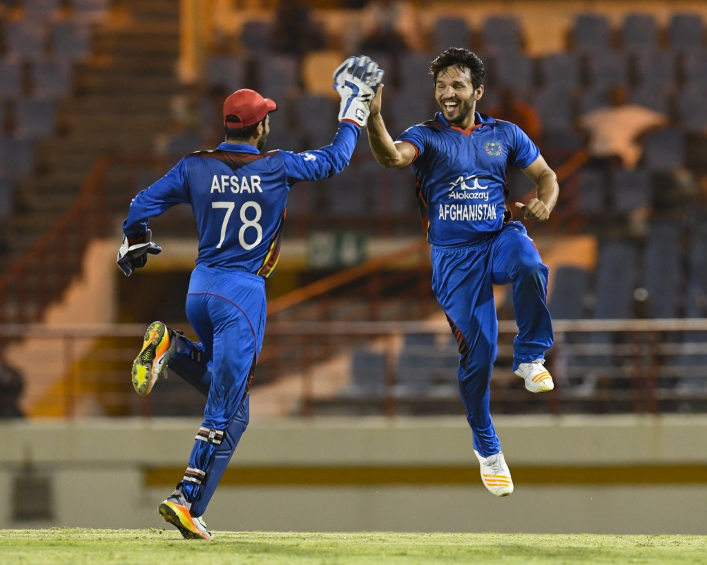 Afghanistan and Ireland awarded Test status by ICC