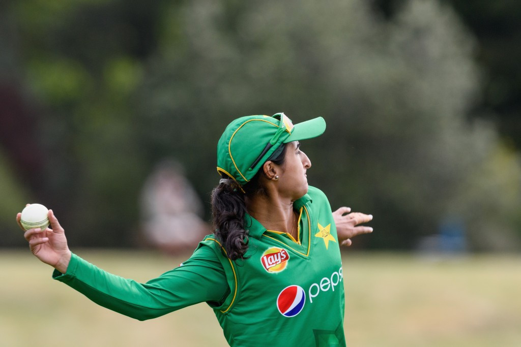 Pakistan's women given boost by the men prior to ICC Women's World Cup