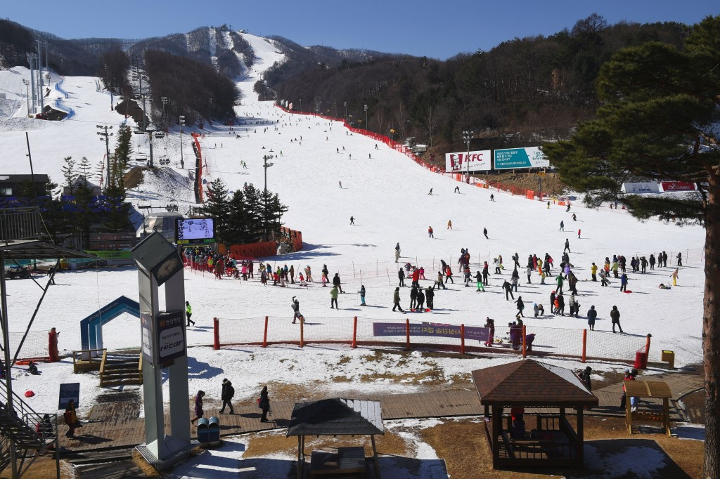 Pyeongchang 2018 reviewing Government proposals for North Korea to host Olympic competition