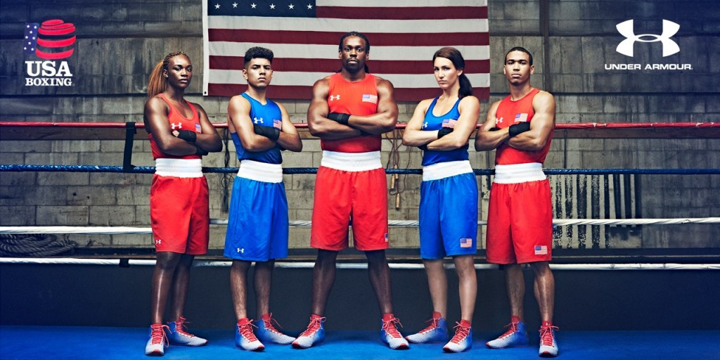 Under Armour announces official partnership with USA Boxing through to Tokyo 2020