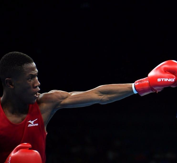 Junias earns semi-final spot at African Boxing Championships