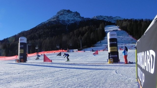 Organisers target green event status for Alpine Snowboard World Cup in December