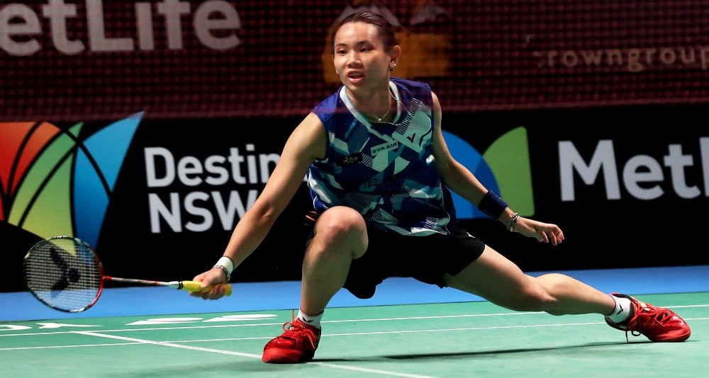 Top seed Tai battles through to BWF Australian Open semi-finals