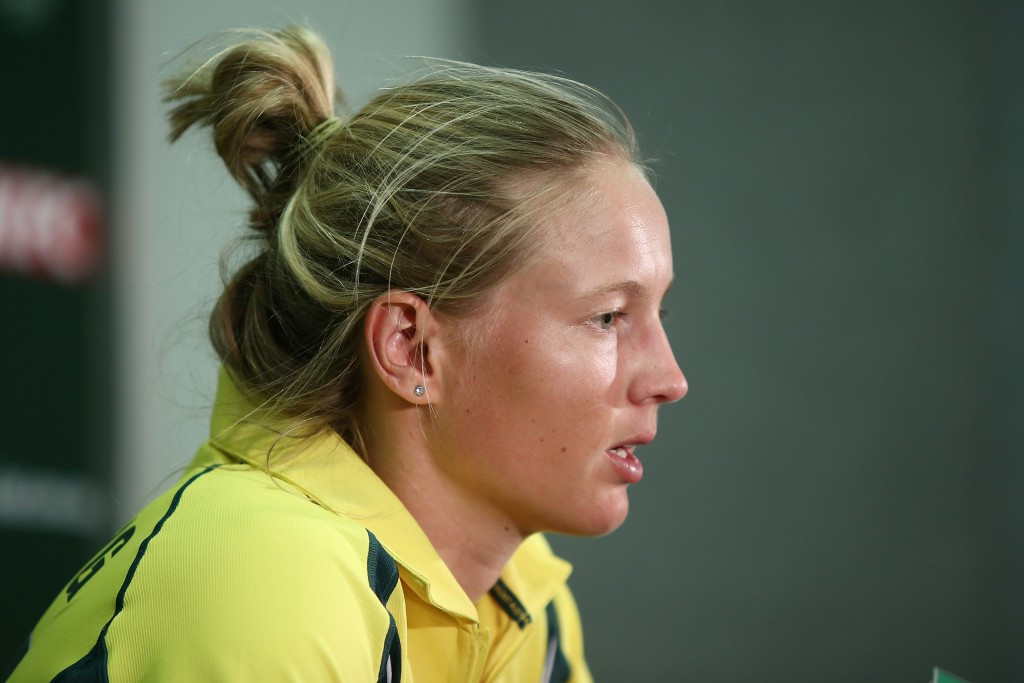 Lanning says Australian focus is on ICC Women's World Cup
