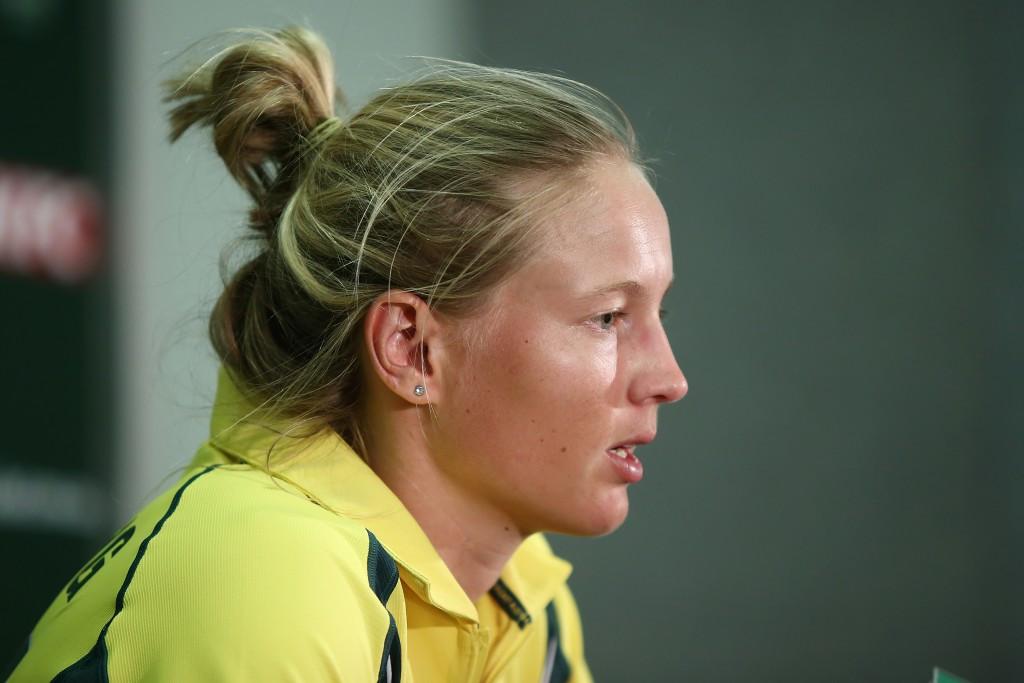 Lanning says Australian focus is on ICC Women's World Cup