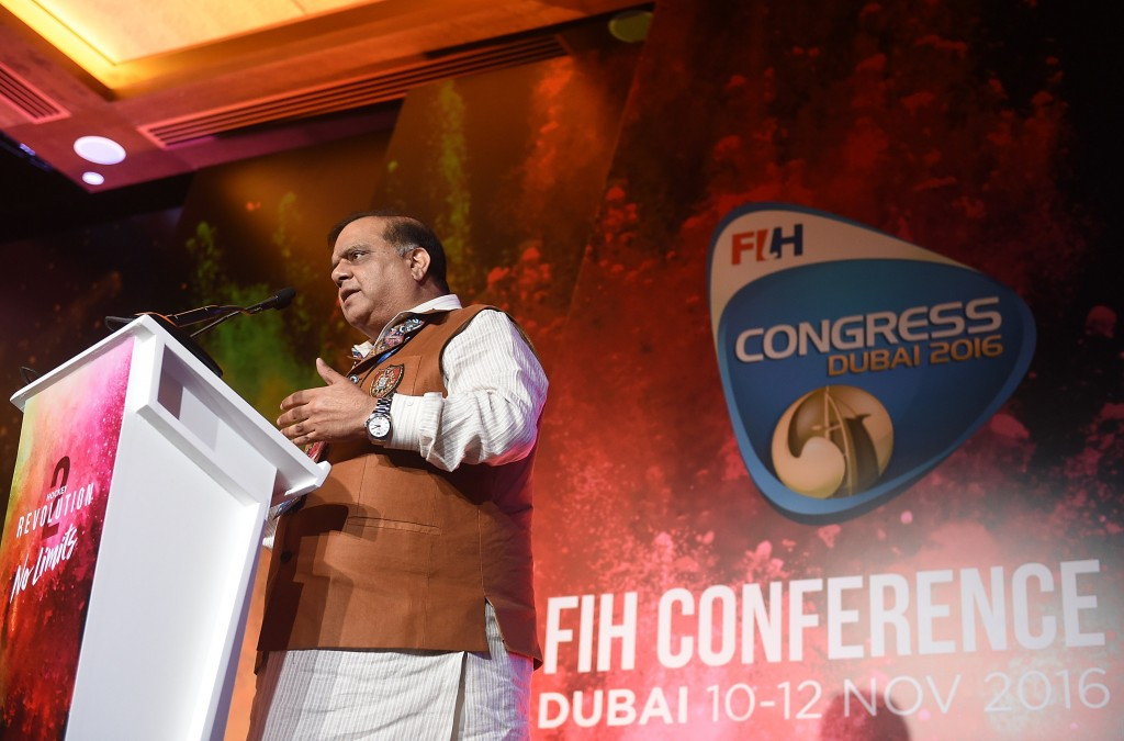 FIH President issues personal apology for angry social media posts