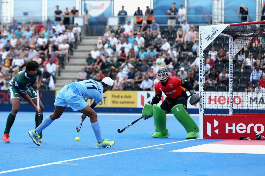 Field hockey in India