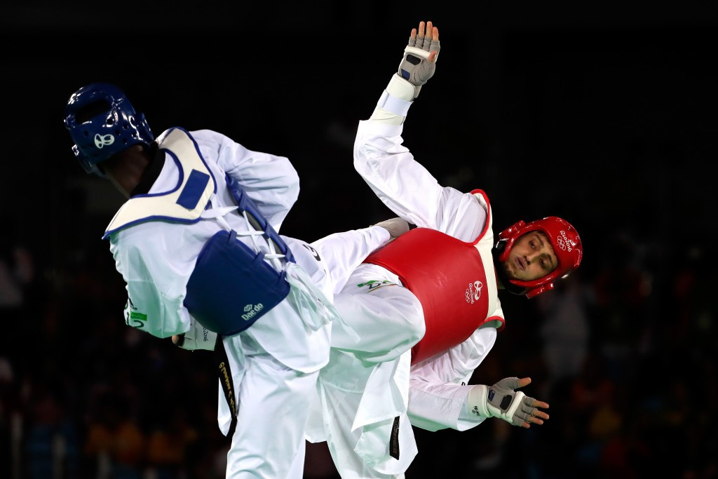 Taekwondo has featured at every Olympic Games since 1988, with the exception of the 1996 edition in Atlanta ©Getty Images