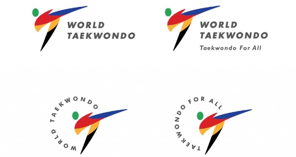 The new brand is set to be incorporated in all official communications, marketing materials and branded merchandise ©World Taekwondo