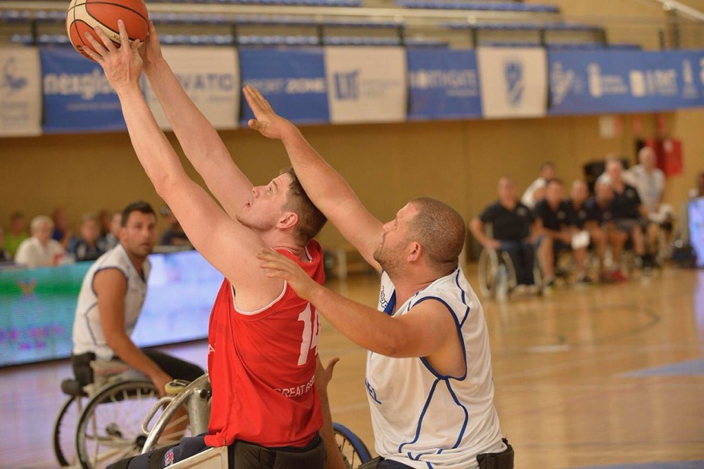 Britain secure second straight win at IWBF European Championships