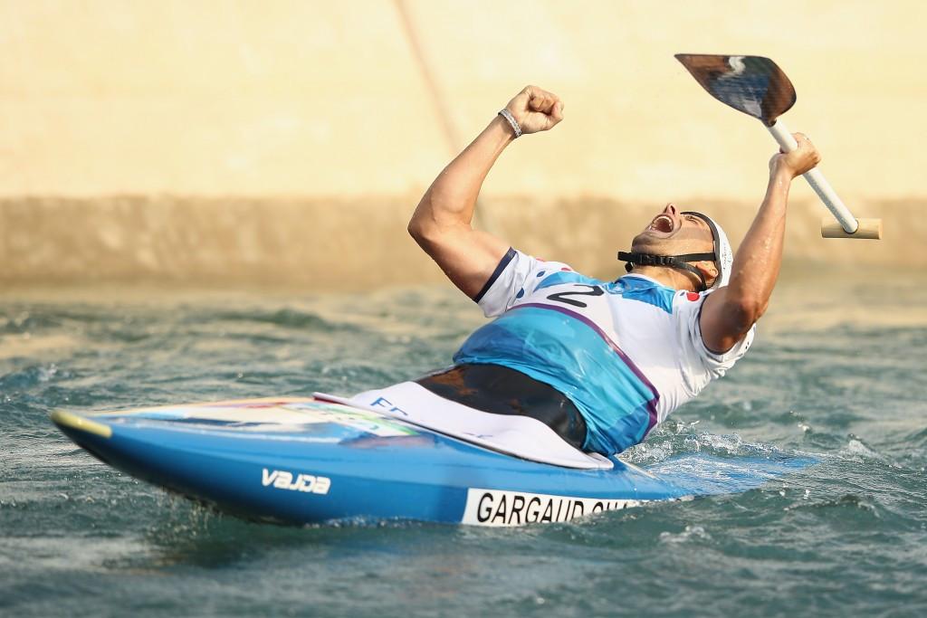 Rio 2016 champion through to semi-finals at ICF Canoe Slalom World Cup