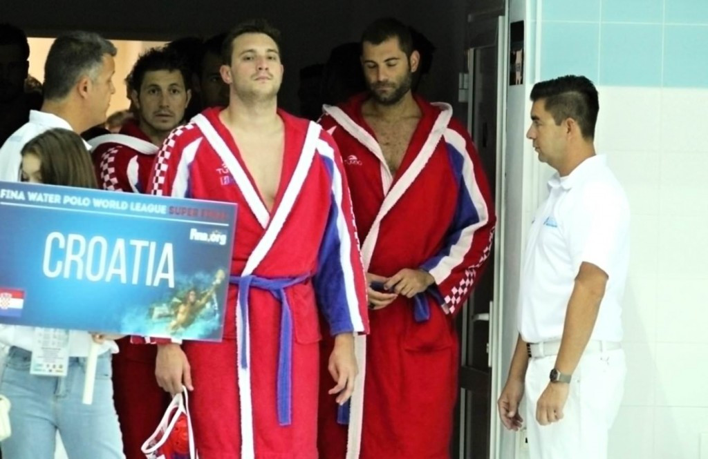 Croatia are through to the semi-finals of the FINA Men's Water Polo World League ©FINA