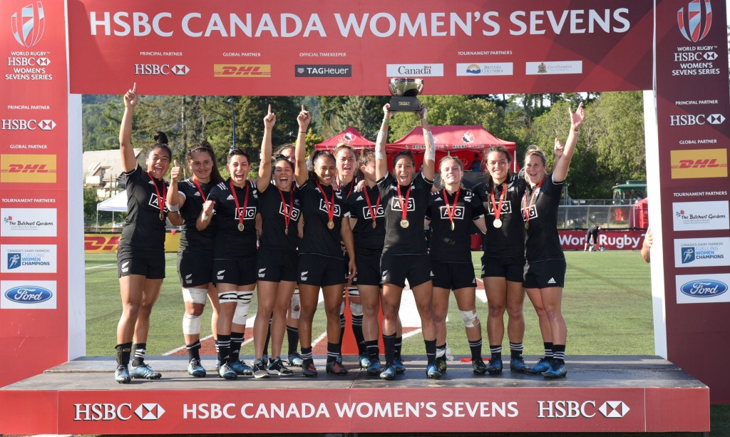 New Zealand looking to secure Women's World Rugby Sevens title in France