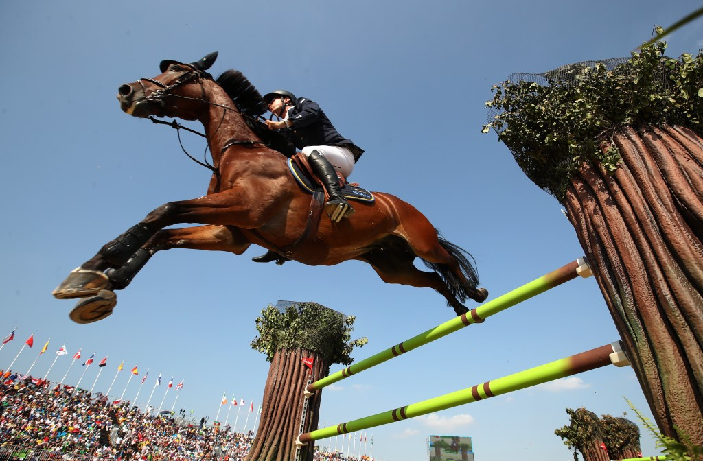 Sweden claim victory at FEI Nations Cup Jumping Division One in Rotterdam