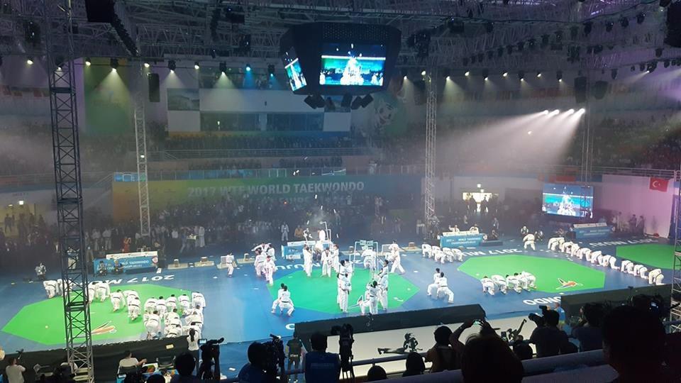 World Taekwondo Championships: Opening Ceremony