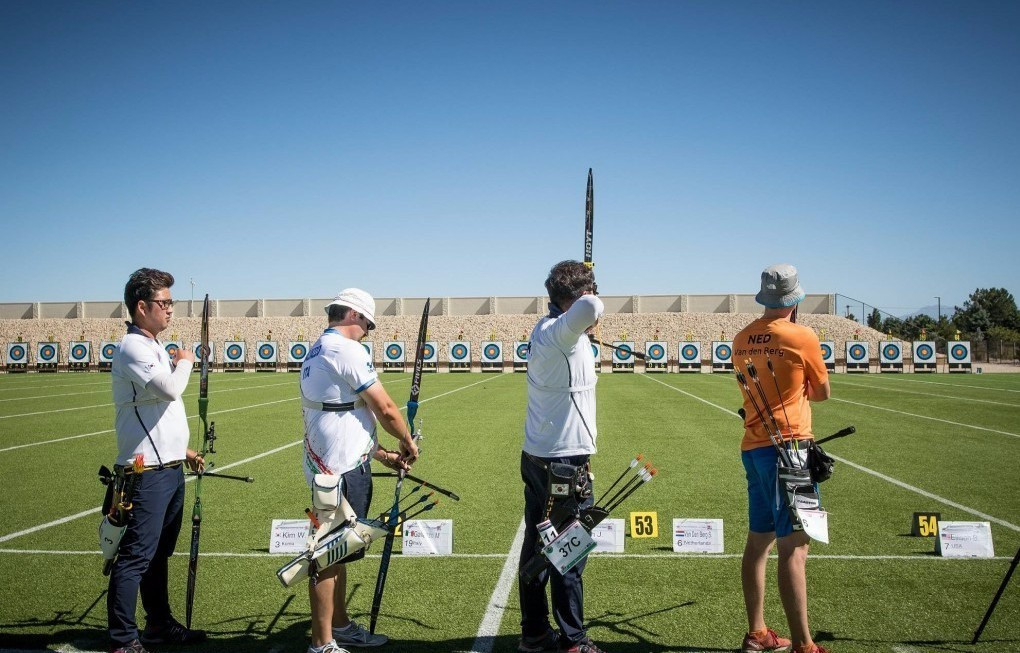 Im to face Kim in men's recurve final at Archery World Cup