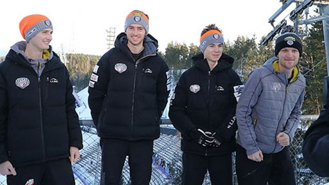 USA Nordic has named their Nordic combined and ski jumping teams ©FIS