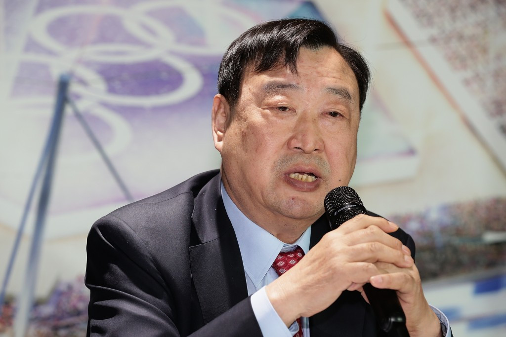 Pyeongchang 2018 President Lee Hee-beom remains hopeful the NHL could reverse their decision ©Getty Images