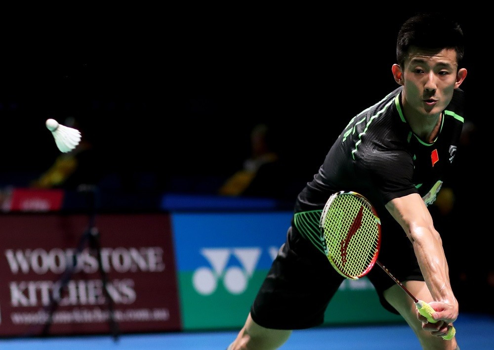 Olympic champion Chen close to first BWF Superseries title of year at Australian Open