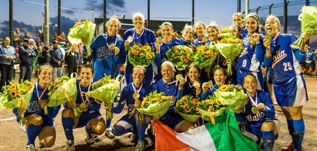 Italy are the reigning champions ©European Softball Federation