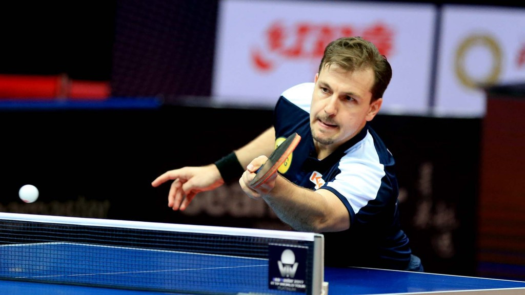 Ovtcharov and Boll to contest all-German final at ITTF China Open