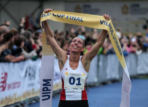 Alekszejev claims surprise gold in UIPM World Cup Final