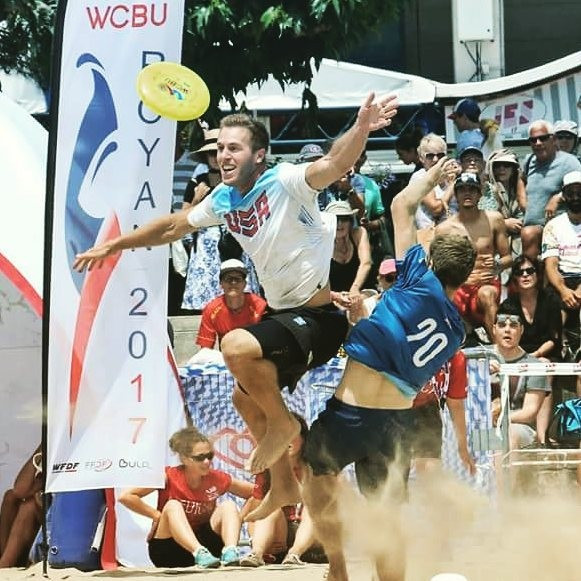 United States win two gold medals on final day of World Championships of Beach Ultimate