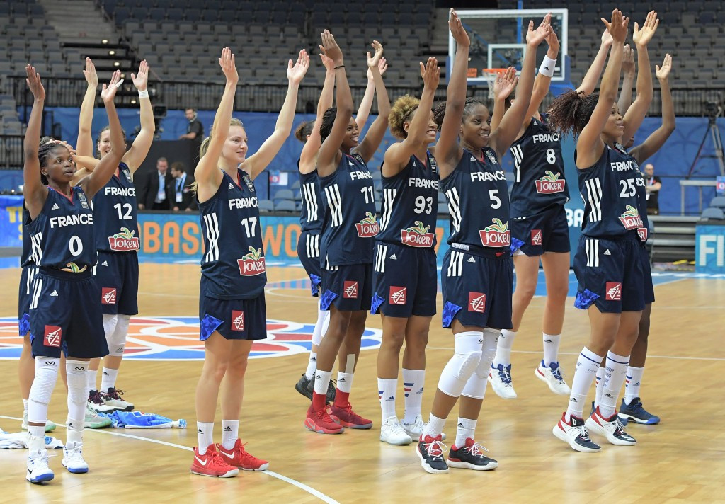 EuroBasket Women final to be contested by France and Spain