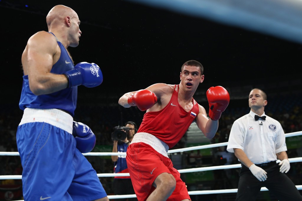 Tishchenko defends title as European Boxing Championships conclude