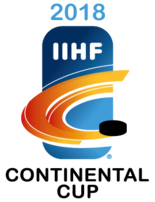 IIHF reveal new logo for Continental Cup as 21st season launched