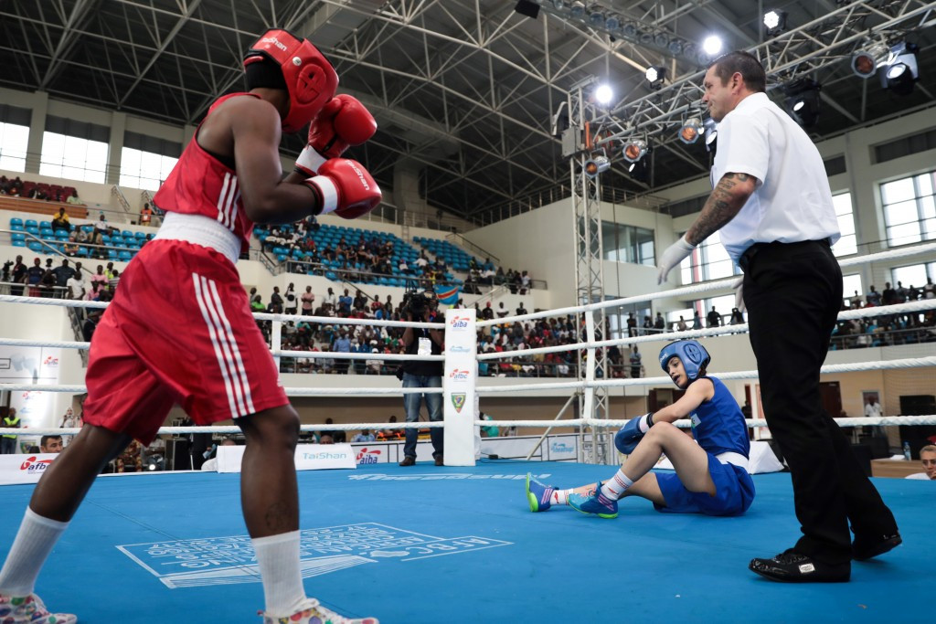 Cameroon clinch two women's titles at African Boxing Championships