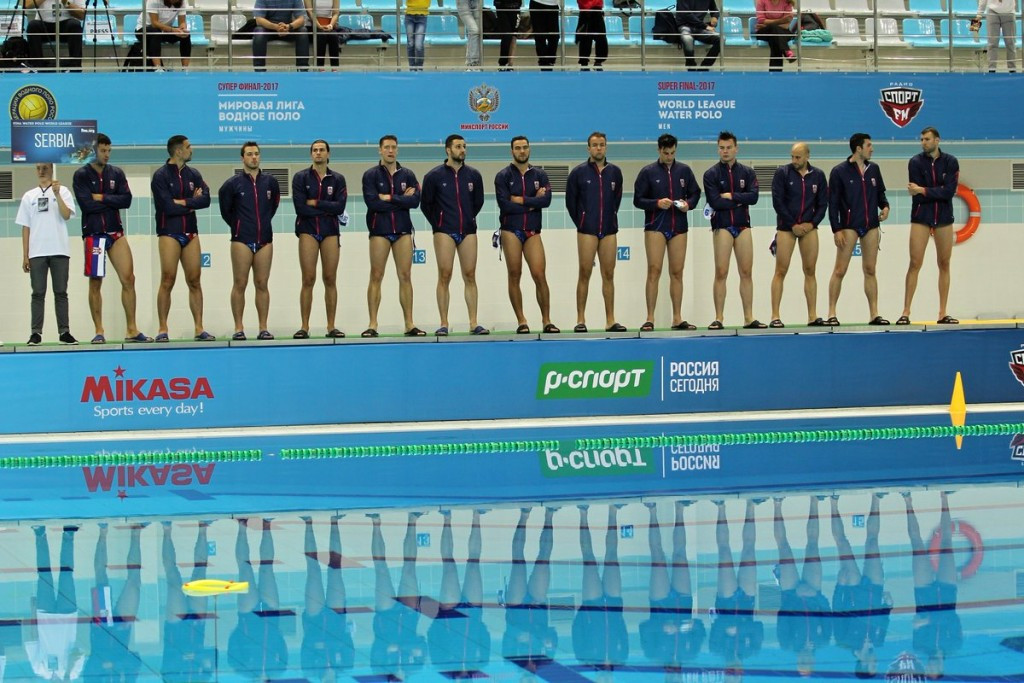 Serbia retain FINA Men's Water Polo World League Super Final crown