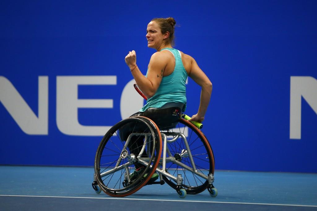 Jiske Griffioen won the women's Open de France title today ©Getty Images