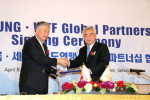World Taekwondo Federation to receive record investment after signing global partnership with Booyoung Group