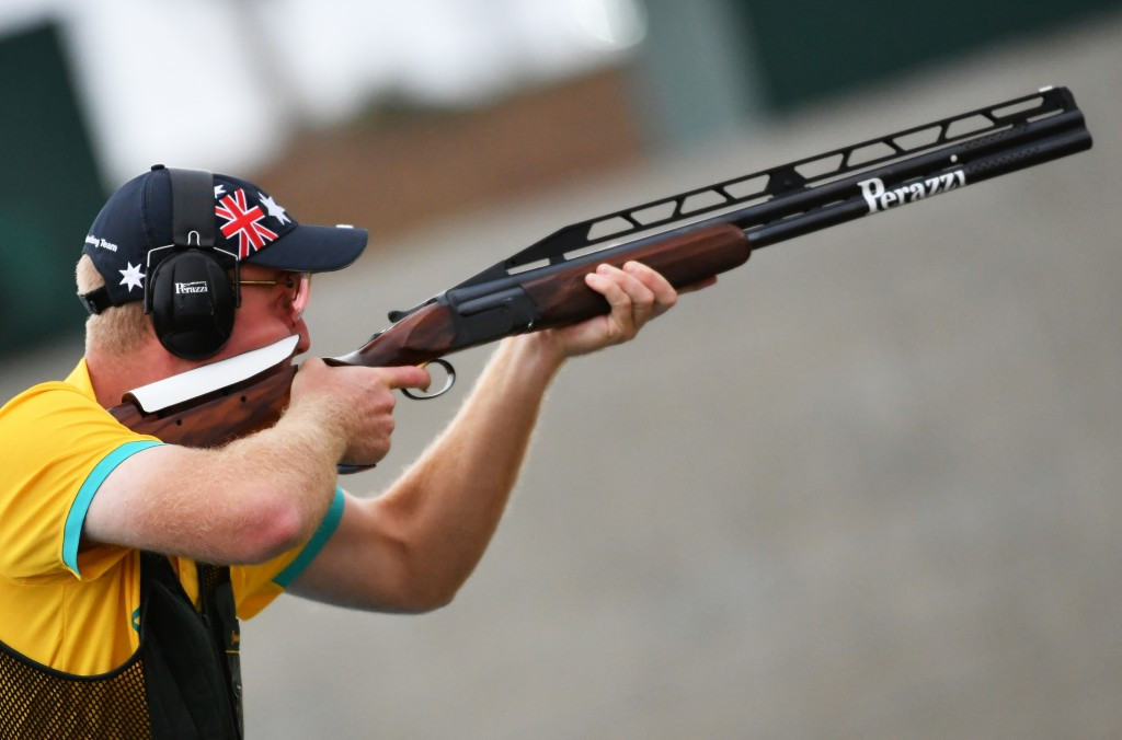 The double trap was one of three events axed from the Tokyo 2020 Olympic programme ©Getty Images