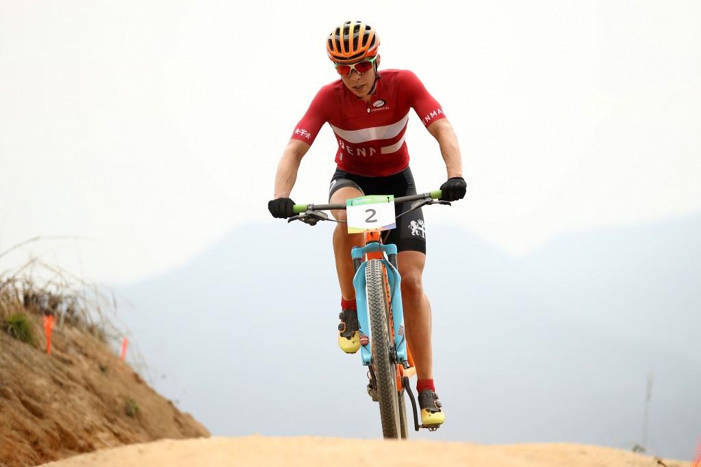 Langvad wins fourth UCI Mountain Bike Marathon World Championships title